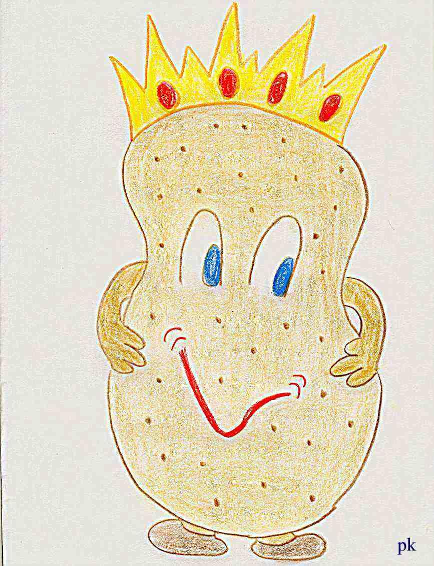 Kartoffelkönig Geschichte